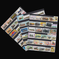 Cheap 100 PCS different Postage Stamps Train Many countries All over the world collection wholesale