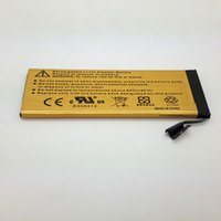 Wholesale Replacement high Capacity Li ion Battery for iphone S G C Gold battery