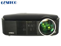 Wholesale 2015 Newest Original GT189 Android portable D WiFi Projector HDMI Home Theater beamer multimedia proyector Full HD P video