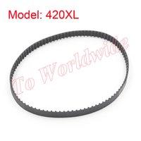 belt drive machine - Machine Part XL Type XL Rubber Imperial Timing Geared Belt XL Section Positive Drive