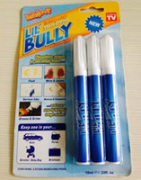Wholesale 500lot NEW The amazing whip it LIL BULLY CLOTHES STAIN PEN PACK STAIN REMOVER INSTANT