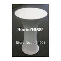 bar bar table - 10pcs round based Cocktail table cover dry bar cover for wedding event party decoration
