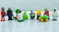 Wholesale Plants vs Zombies PVZ Collection Figures and Retail set