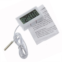 Wholesale Mini Digital LCD High Temperature Thermometer With Probe Celsius