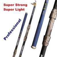 Wholesale Sea Fishing Rod Telescope Fishing Rod Extra Heavy Casting Rod M High Quality Carbon Fiber For Big Fish
