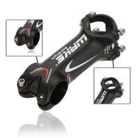 Wholesale High strength Aluminium Alloy Cycling Bicycle Stem MTB Mountain Bike Handlebar Stem mm Black