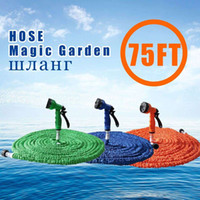 Wholesale New Arrival Extensible Magic Flexible Garden Water Hose Ft For Car Watering With Spray Gun With In Spray Gun