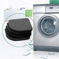 Wholesale 4pcs A Washing Machine Shock Pads Non slip Mats Refrigerator Shock Pad tinyaa