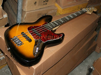 Wholesale 2014 new strings bass Guitar in stock hot sell guitar top quality Excellent Quality jazz guitar