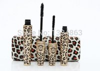 best mascara brands - Set New Waterproof Love Alpha Double Brand Mascara with Panther Package best quality