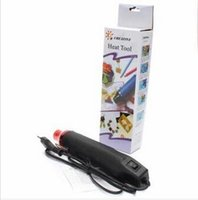 Wholesale LS V W DIY Electric Heat Shrink Gun Power Tool Hot Air Temperature Gun with Supporting Seat Plastic FIMO