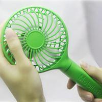 Wholesale New Brand Riding Mobile Rechargeble Fan Mini Student Palm Fan Portable Power Handheld Mini Fan