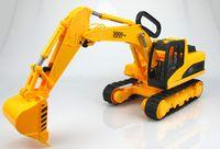 toy crane - City Build Series Navvy Drill Car Crane Building Block Sets Excavator Construction Bricks Toys Bulldozer navvy rooter toys CM