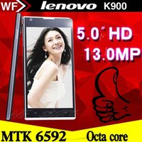 Cheap original NEW LENOVO k900  Best android phone spy and and