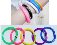 Wholesale Fashion Bracelet Pen Ballpoint Bracelet Soft Toy Pens