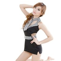 Wholesale Sexiest Secretary Uniform - Durable 2015 Fashion Clothing Sexy Lingerie Suit Role-playing Game Costume Secretary Temptation Uniform