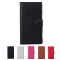 aqua pouches - S5Q Fashion Flip Leather Stand Hard Case Cover Protector For Sony Xperia M4 Aqua AAAFHA