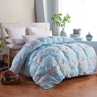 Wholesale Luxury elegant cheap full queen king size bed down comforters bedding covers extra wide machine wash duvets blankets quilts
