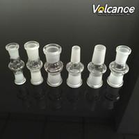 achat en gros de adaptateurs bong verre-18 à 14 verre adaptateurs de verre adaptateur Homme Femme 10mm 14mm 18mm 10mm 14mm 18mm Adaptateur verre Pour l'huile Rigs Bongs
