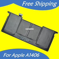 Wholesale BEST NEW Laptop Battery For Apple MacBook Air quot A1465 A1370 Production Replace A1406 battery