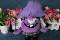 Wholesale Baby toys Despicable ME Toy Movie Plush Toys Thief Daddy Purple Plush Devil Evil Minions doll min
