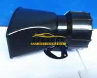 ambulance horn - Car Motorcycle alarm system W DC V alarm loudspeaker alarm horn Police Ambulance loudspeaker With Wireless Remote Control