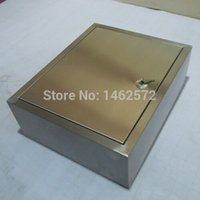 Wholesale Customized Size Arcade housing box with lock House for arcade coin door and coin box holder