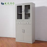 Wholesale Becky Ami steel filing cabinet office furniture file cabinets metal cabinets second bucket cabinet