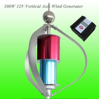 Wholesale Excellent W V Vertical Axis Wind Generator for Road Lighting System with Wind Solar Hybrid Controller CE ISO9001 Approved