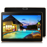 Wholesale Octa Core G Tablet PC SIM Phone Call GPS Android GB ram GB Rom Bluetooth Dual Cam MP