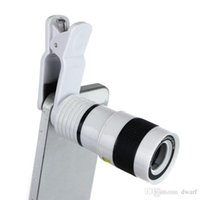 Cheap Universal 8X Optical Zoom Telescope Camera Lens for Mobile Phone iPhone Samsung Galaxy Note HTC LG Huawei