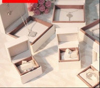 Jewelry Boxes Earing box, Bracelet box,Necklace box Velvet Pandora jewelry box high quality charm box beads box earring Box pandora bracelet box necklace box high quality ring box with logo