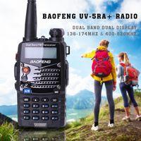 Wholesale Baofeng UV RA V UHF MHz Dual Band Two way Radio Walkie Talkie