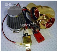 Wholesale 125CC CC CC electric turbocharger electronic turbochargers motorcycle modification