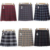 mini plaid skirt - Plaid Pleated Tulle Skirts Skirt Print Womens Ladies Red Mini Micro Tartan Skirt Pleated Short Kilt Check Scottish