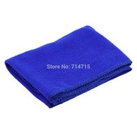 Wholesale 1pcs Softness Strength Microfiber Towel Car Care Cleaning Wash Clean Cloth X70CM