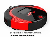 air fliter - 2015 Newest Top Robot Vacuum Cleaner Wet and Dry Self charging Sweep Vacuum Mop Sterilize Schedule LCD Screen HEPA Fliter mins