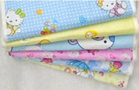 Wholesale 100 Cotton Filler Urineproof Breathable Kids Urine Mattress Baby Changing Diapers Sheets Waterproof Pads Bed Mat