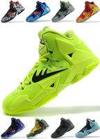 james brown basketball - New color Lebron XI Forging Iron Basketball Shoes Men s Lebron James MVP LBJ11 Training Sneakers Size US