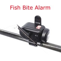 adjustable rod - Newest Volume and Sensitivity Adjustable Fish Bite Alarm Fishing Bait Alertor Fishing Rod Signal Device