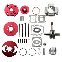 atv engine - GOOFIT cylinder accessory Big Bore cc cc Top Kit of mm Piston cc stroke Engine Pocket Bike Atv Motorcycle Group