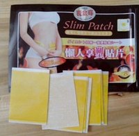 loss weight - Fashion Hot The Third Generation Slimming Navel Stick Slim Patch Weight Loss Burning Fat Patch