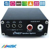 Wholesale Hi Fi digital optical fiber coaxial decode audio output fiber coaxial decoding output digital audio signal to analog signals