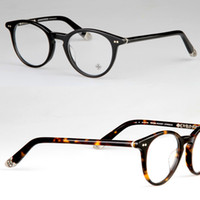 Wholesale Round Frame chromehearts eyeglasses RAGIN WOODY JOHNSON optical retro glasses frame spectacle eyewear frame reading glasses