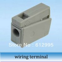 Wholesale 50pcs Lighting electrical connector wire terminals
