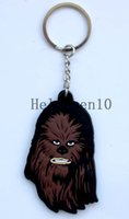 Cheap christmas gift Best rubber keychain
