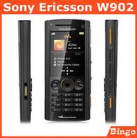 No Smartphone Sony Sony Ericsson W902 W902 Sony Ericsson W902 100% Original unlocked mobile phone 3G GSM Buletooth 5MP camera cell phone dropshipping