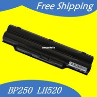 Wholesale Long time mAH laptop battery For Fujitsu CP477891 CP478214 FMVNBP186 FMVNBP189 FMVNBP194 LifeBook LH522 LH701 PH521 LH701A