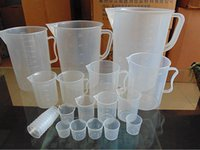 Wholesale Measure Tools ML Ml ML ML ML ML ML ML Acid and Alkali Resistant Plastic Measure Cups for Chamical experiment