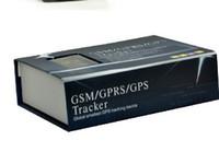 al por mayor sistema de seguimiento gps gsm gprs-Imponible Mini tiempo real del vehículo perseguidor Para que sigue el dispositivo GSM GPRS GPS Sistema UDP TCP TK102 Car Tracker